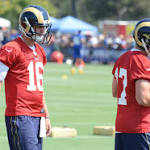 Rams Training Camp At Uci Stirs Up Fans' Hopes For Season